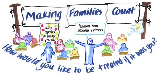 Making Families Count Banner