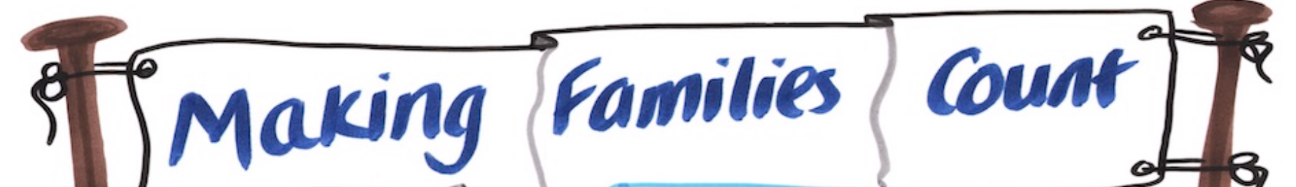 Making Families Count Logo