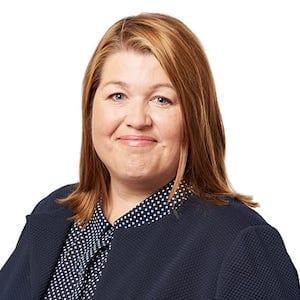 Samantha Allen, Chief Executive, Sussex Partnership NHS Foundation Trust
